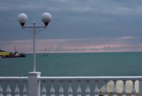 Черное море в декабре