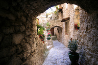 Где увидеть французскую провинцию: очаровательные деревушки Лазурного берега