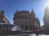 Генуя в феврале