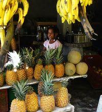 Пунта Кана: я на рынке