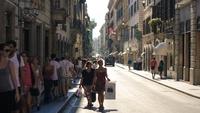 Прогуливаюсь по Риму в обеденное время