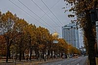 Прогулка по столичному городу