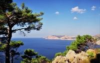 Выразительные пейзажи Крыма