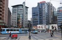 Осло: по дороге к достопримечательностям