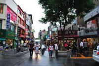 Прогуливаюсь по улицам Сеула
