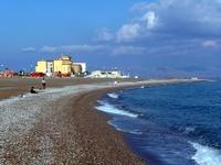 Прогулка вдоль моря...