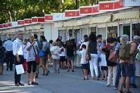 Книжный фестиваль в Мадриде - июнь 2018
