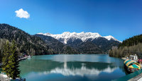 Озеро Рица - чудо природы