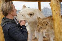 Швейцарец бросил престижную работу, продал все и уехал в Африку спасать животных