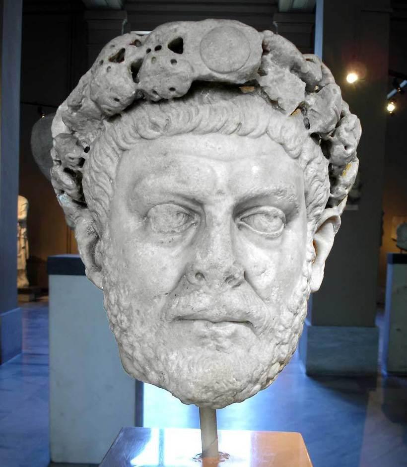 Император диоклетиан картинка