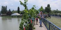 Краснодар: по дороге в парк