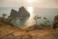 Остров Ольхон в сентябре