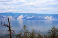 Осень на Ольхоне и Байкале