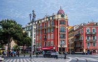 Ницца: прогулка по улицам города