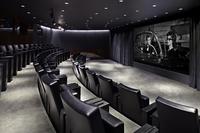 Кинозал для частных просмотров в лондонском отеле Bvlgari