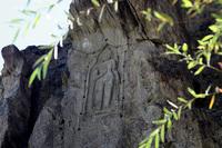 Барельеф Будды