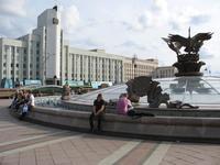 Минск: прогулка по достопримечательностям