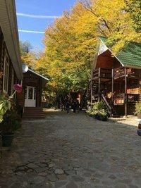 В ноябре в Горячем Ключе солнечно и тепло