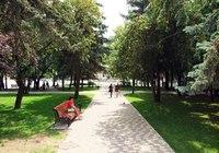 Пятигорск: прогуливаюсь по парковой территории