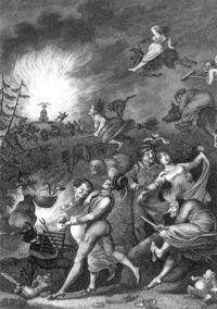 Иллюстрация к Фаусту Гете