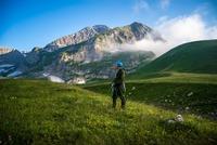 Исследование горы Оштен