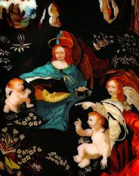 Древнее искусство муррина: картины из стекла, которые нарезаются как буханки хлеба