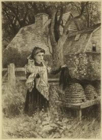 Удивительная традиция «разговора с пчелами»: как в Англии притягивали удачу