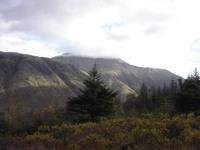 Туман на вершине Бен Невис