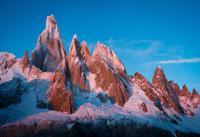 Гора Серро Торре