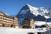 Отель у подножия горы Айгер