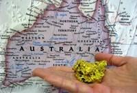 В Австралии обнаружены грибы, которые питаются золотом