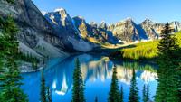 Виды Скалистых гор