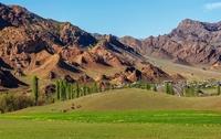 Вид на Армянское Нагорье