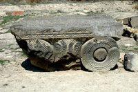 Руины города Двин