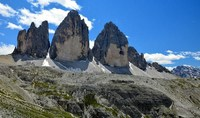 Вершины Трэ-Чиме-де-Лаваредо