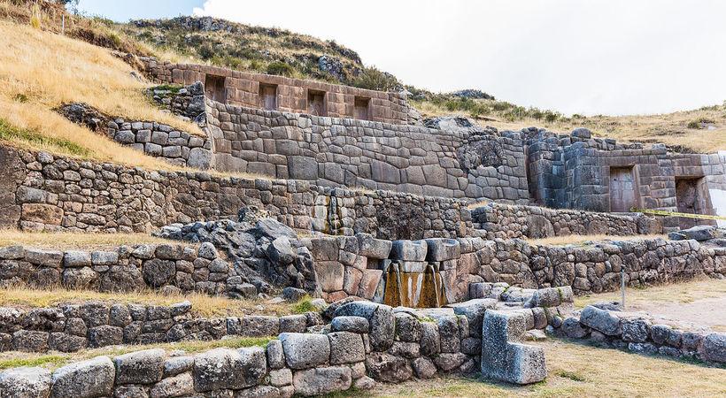 Тамбомачай — уникальная водная система инков, которая до сих пор работает