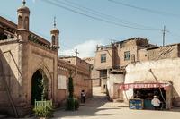 Улицы Кашгара