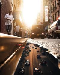 Огни «Большого яблока»: фото Нью-Йорка, каким мы не привыкли его видеть