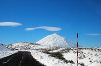 Снего на Тейде
