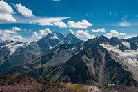 Рельеф Кавказа