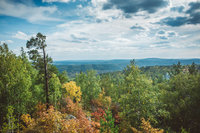 Виды с горы Азов