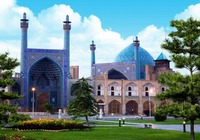 Прекрасные мечети в Исфахане