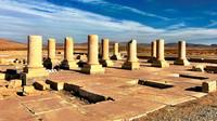 Руины города Пасаргады