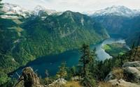 Национальный парк Берхтесгаден