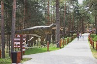 Дино-парк в Златиборе