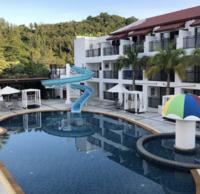 Детский бассейн Karon Beach Resort
