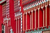 Великолепное творение Гауди — дом Висенс в мельчайших деталях