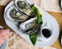 Морепродукты в отеле «Ялта Интурист»