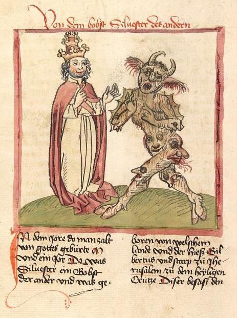Сделка с дьяволом: кто ее заключал, и сколько стоит душа
