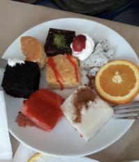 Десерты Kemer Botanik Resort